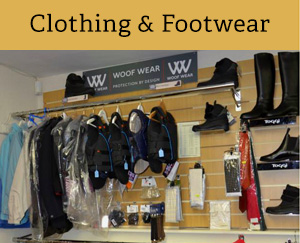 Clothing & Footwear - Oldcourt Saddlery